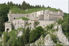 Fort Malher du Larmont inférieur -  fort