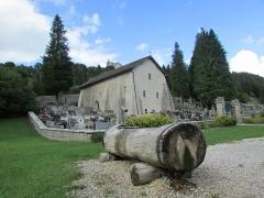 Eglise Saint-Maurice - Français:   La chapelle Saint-Maurice de la fontaine.
