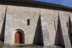 Eglise Saint-Maurice - Français:   Le portail roman