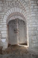 Eglise Saint-Maurice - Français:   La porte.