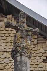 Croix en pierre -  Calvaire de Lizine