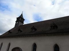 Temple Saint-Georges -  Temple St George, Montbéliard.