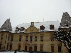 Hôtel de ville -  Hôtel de Ville de Morteau