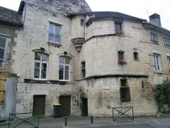 Hôtel de Grospain - Français:   Hôtel de Grospain, Ornans, août 2012.