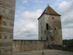 Château de la Roche -  Chateau de la Roche à Rigney dans le Doubs en Franche-Comté - France