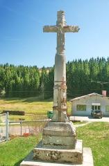 Croix de la Combille - Français:   Croix de la Combille.