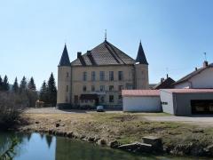 Hôtel de ville - Français:   Mouthe (Doubs): hôtel de ville