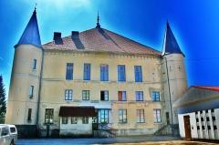 Hôtel de ville - Français:   Hôtel de ville de Mouthe.