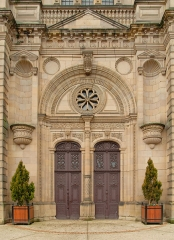 Eglise catholique Saint-Maimboeuf - French photographer