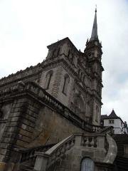 Eglise catholique Saint-Maimboeuf -  Église St Maimbœuf, Montbéliard.