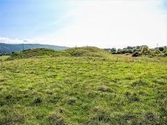 Site du Fort Bachin (également sur commune de La Rivère-Drugeon) - Français:   Fort Bachin, vu du côté nord. Bouverans. Doubs