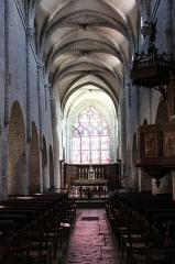 Eglise Saint-Just - English: Arbois, Jura, France