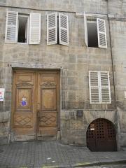 Maison des consorts Brand - Français:   Arbois et environs.