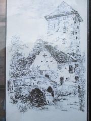Tour Gloriette - Français:   Tour Gloriette