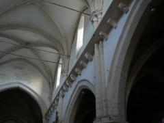 Eglise Notre-Dame des Ardents ou Saint-Christophe - English: Saint-Christophe church of Chissey-sur-Loue, France