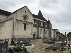 Eglise Notre-Dame des Ardents ou Saint-Christophe - French Wikimedian, software engineer, science writer, sportswriter, correspondent and radio personality