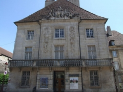 Caserne Bernard - English: Museum, Dole, Jura, FRANCE