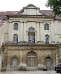 Ancien couvent des Cordeliers (puis palais de justice) - English: Dole, Jura, FRANCE