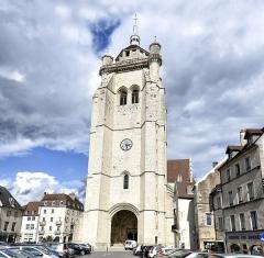 Eglise Notre-Dame - Nederlands: Collegiale Onze-Lieve-Vrouw van Dole, Dole (Frankrijk)