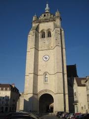 Eglise Notre-Dame - Collégiale Notre-Dame de Dole - Jura