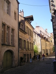 Tannerie, maison natale de Pasteur - Deutsch: Geburtshaus von Louis Pasteur in Dole