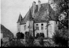 Villages palafittes du lac Chalain (également sur communes de Marigny et Doucier) -