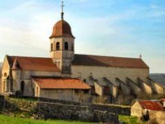 Abbaye -  Eglise Abbatiale de Gigny