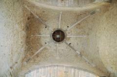 Abbaye - La coupole.