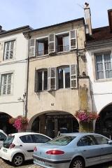 Maison - Français:   Maison, 34 rue du Commerce, Lons-le-Saunier.