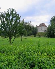 Château -  Château de Mutigney - Jura - France