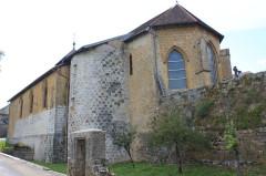 Eglise Saint-Antoine - Français:   Nozeroy, Jura, Franche-Comté, France