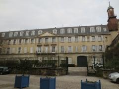Ancien couvent des Jacobins - Français:   Couvent des Jacobins de Poligny