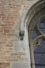 Eglise Notre-Dame de Mouthier-le-Vieillard - Deutsch: katholische Kirche Notre-Dame in Poligny (Jura)