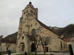 Eglise Saint-Hippolyte - Collégiale Saint-Hippolyte