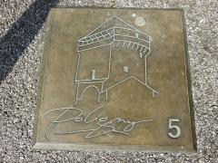 Tour de la Sergenterie - Français:   Tour de la Sergenterie du château fort de Poligny