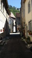 Tour de la Sergenterie - Français:   Vue de la Tour de la Sergenterie depuis une rue