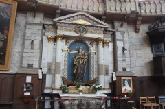 Chapelle Notre-Dame-la-Libératrice - English: Salins-les-Bains, Jura, France