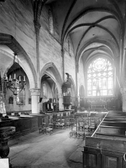 Eglise Saint-Maurice - French archaeologist and photographer