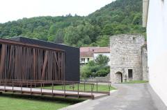 Tour de Flore - English: Salins-les-Bains, Jura, France