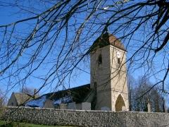Eglise -  Église Saint-Georges de Songeson - France - Jura (39)