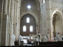 Abbaye cistercienne d'Acey -  Abbaye d'Acey Jura France