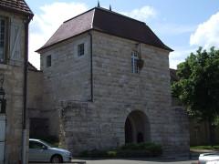 Enceinte urbaine - English: Dole, Jura, FRANCE