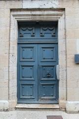 Hôtel Degland de Cessia, dit Maison Lamartine - Français:   Hôtel Degland de Cessia, Saint-Amour, Jura.