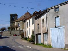 Eglise Saint-Martin -  Blondefontaine