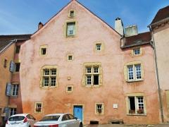 Maison des Hôtes - Français:   Maison des Hôtes.