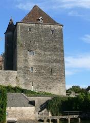 Château - English: Castle of Fondremand (Haute-Saône, France)