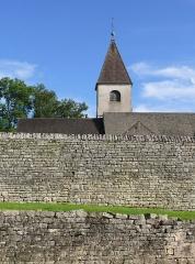 Eglise - English: Church of Fondremand (Haute-Saône, France)