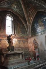 Ancienne abbaye Saint-Colomban - Luxeuil-les-Bains, France