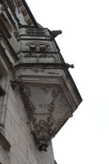 Hôtel de ville  dit tour des Echevins ou encore Maison carrée - Français:   Luxeuil-les-Bains, France