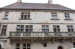 Maison dite du Cardinal Jouffroy - Français:   Luxeuil-les-Bains, France